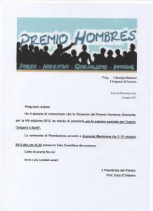 PREMIO HOMBRES